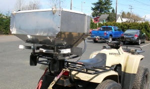 Bait/Fertilizer Spreader